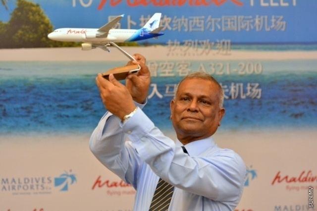 Ibrahim Saleem SunOnline Managing Director of MACL Ibrahim Saleem dismissed