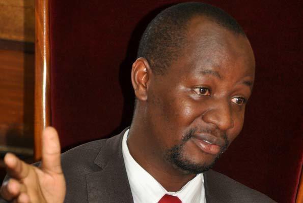 Ibrahim Ssemujju Nganda Ssemujju kicked out of Parliament Daily Monitor