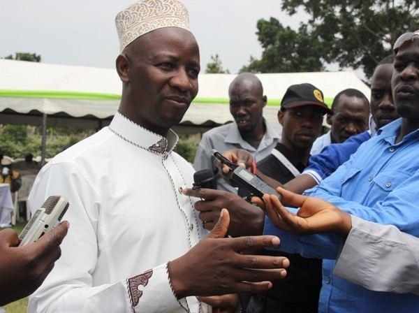 Ibrahim Ssemujju Nganda MP Ssemujju Nganda Arrested ChimpReports