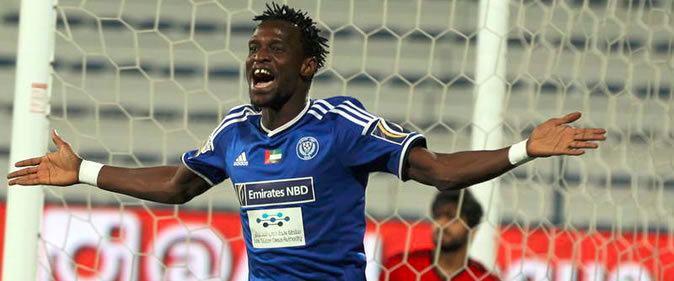 Ibrahima Touré Al Nasr Ibrahima Toure absent depuis la reprise wiwsportcom