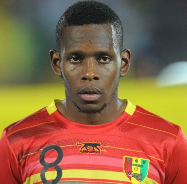 Ibrahima Traoré AFCON 2015 Guinea captain Ibrahima Traore says midfield battle will