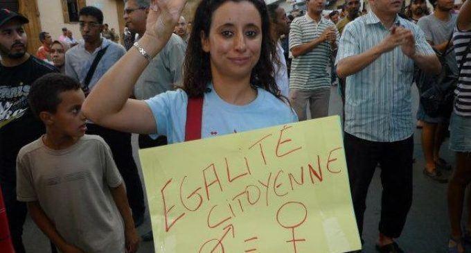 Ibtissam Lachgar La militante Betty Lachgar arrte puis relche par la police de