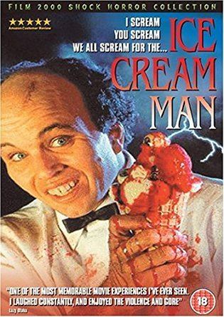 Ice Cream Man (film) Ice Cream Man DVD Amazoncouk Clint Howard Justin Isfeld