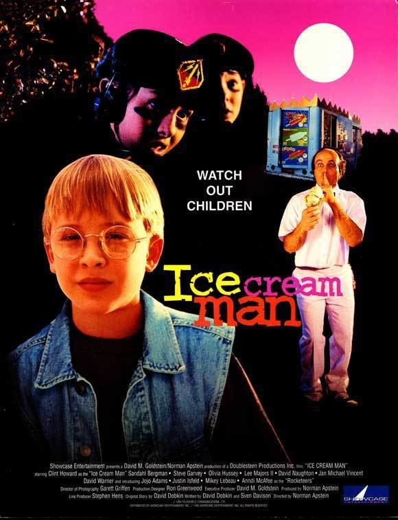 Ice Cream Man (film) Ice Cream Man USA 1995 HORRORPEDIA