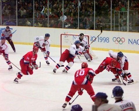 Ice hockey at the 1998 Winter Olympics