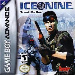 Ice Nine (video game) uploadwikimediaorgwikipediaenthumb33eIceNi