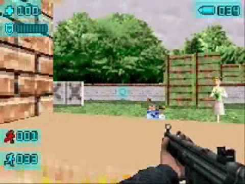 Ice Nine (video game) Ice Nine level 1 YouTube