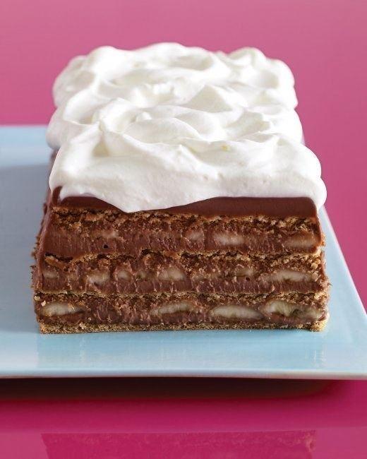 Icebox cake 27 Delicious NoBake Icebox Cakes