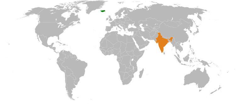 Iceland–India relations