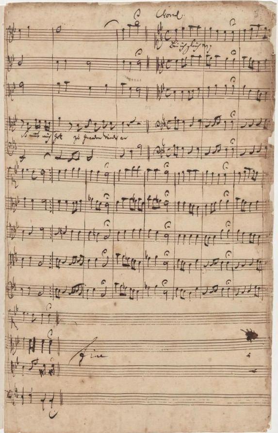 Ich armer Mensch, ich Sündenknecht, BWV 55
