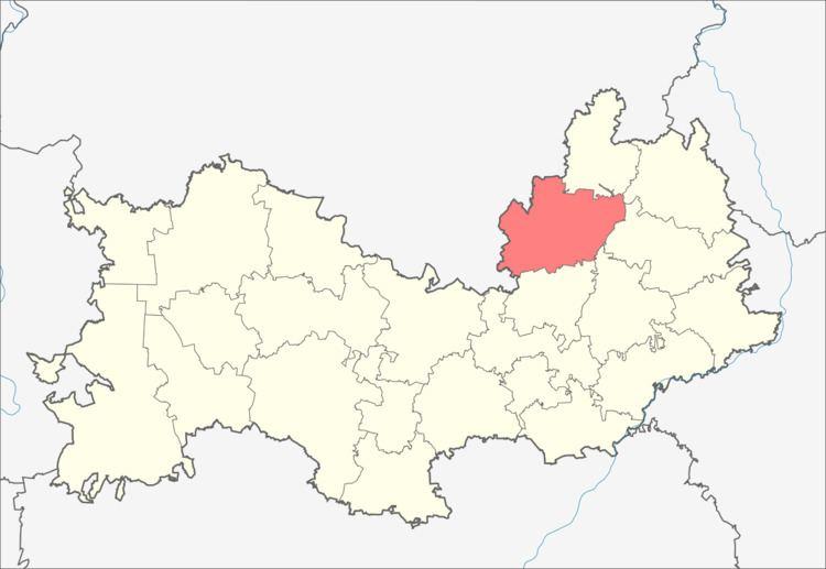 Ichalkovsky District