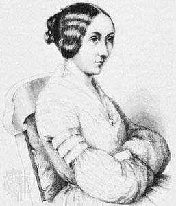 Ida, Countess von Hahn-Hahn Ida countess von HahnHahn German writer Britannicacom