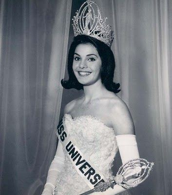 Iêda Maria Vargas Miss Universo 1963 Ieda Maria Vargas Brazil MISS UNIVERSO