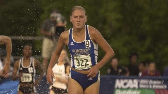Ida Nilsson The Official Site of Northern Arizona University Athletics