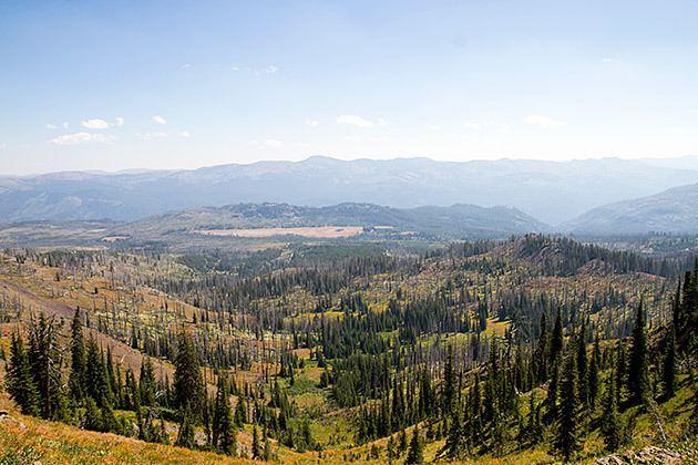 Idaho Beautiful Landscapes of Idaho