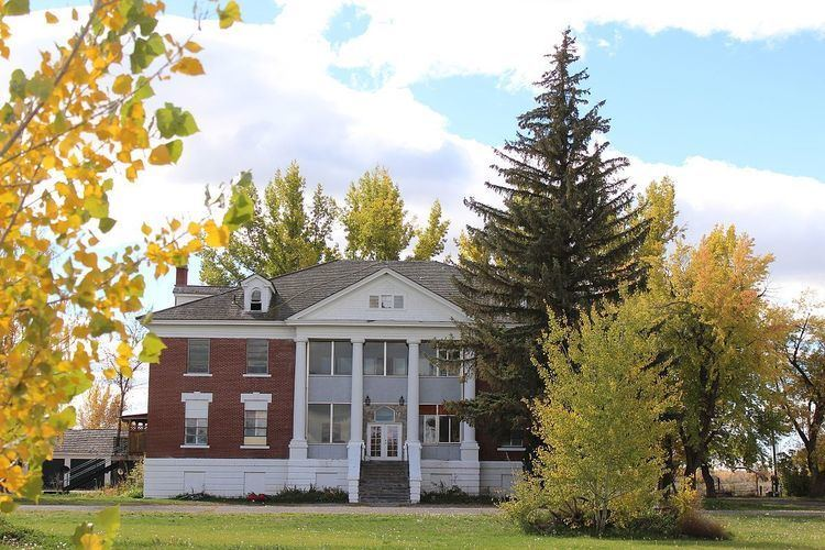 Idaho State Industrial School Women's Dormitory