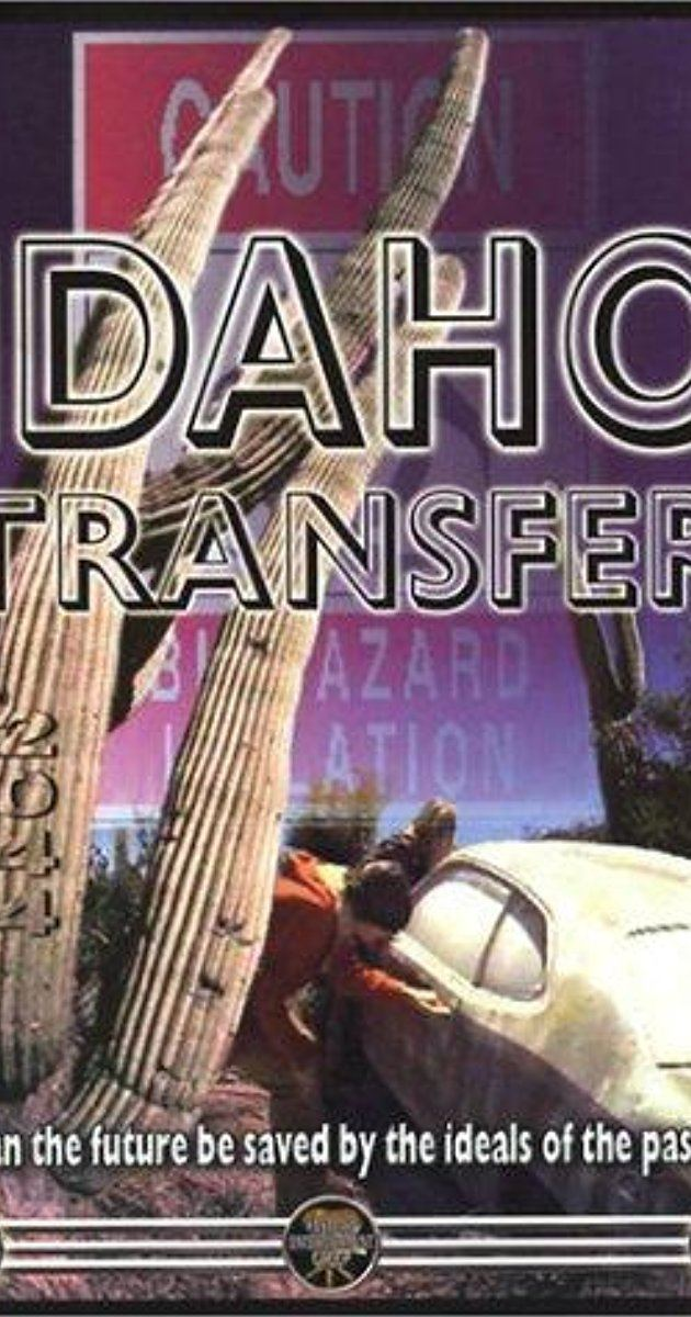 Idaho Transfer Idaho Transfer 1973 IMDb
