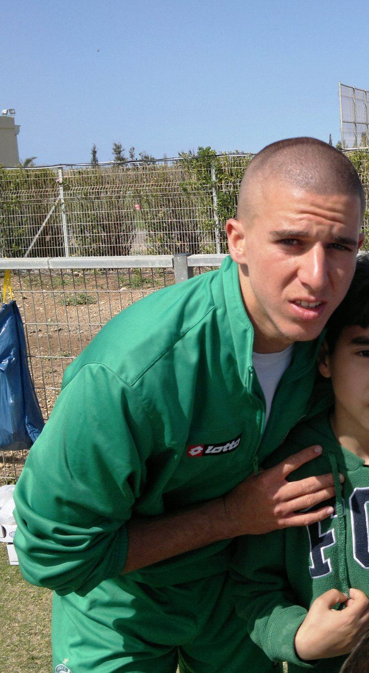 Idan Vered Idan Vered Biography Association football player Israel