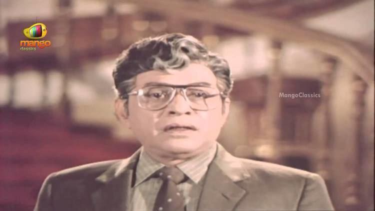 Iddaru Asadhyule movie scenes Super Star Krishna s Pachani Kapuram Movie Scenes Sridevi requesting Jaggaiah Sowkar Janaki