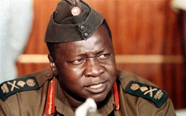 Idi Amin The Queen39s plot to bash Idi Amin over the head with a