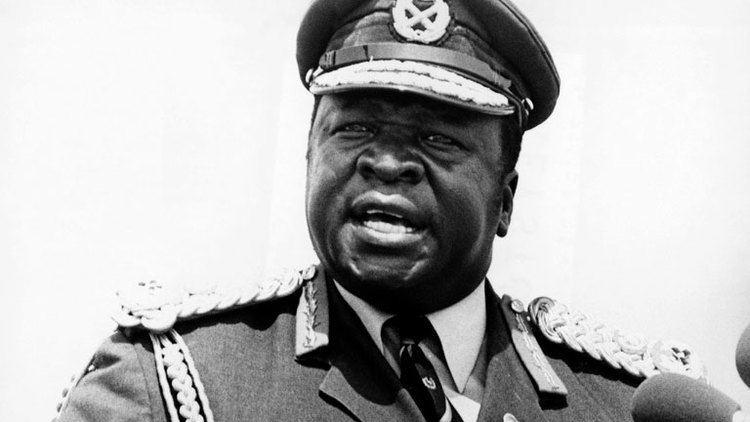 Idi Amin Idi Amin Military Leader President nonUS