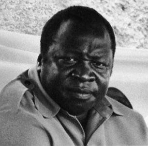 Idi Amin Idi Amin president of Uganda Britannicacom