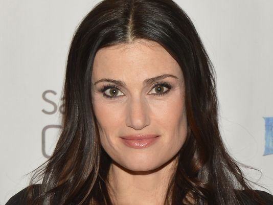 Idina Menzel Idina Menzel 39I39m singing on the Oscars39