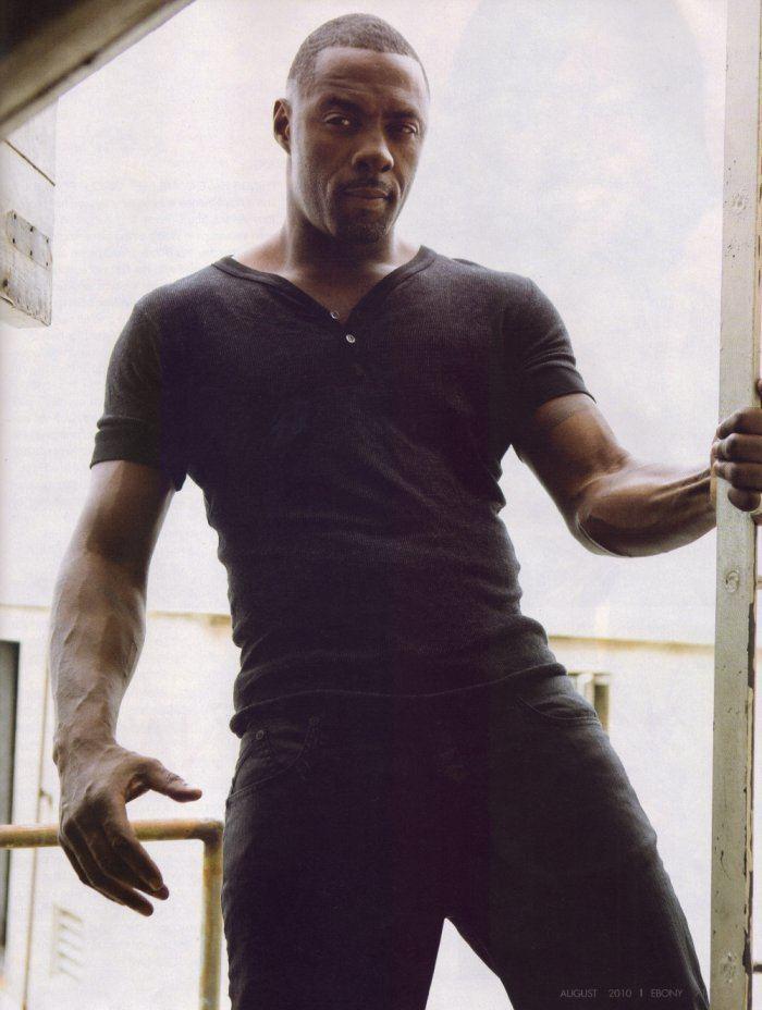 Idris Elba Idris Elba WorldofBlackHeroes