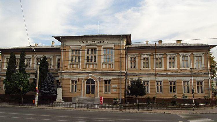 Ienăchiță Văcărescu National College