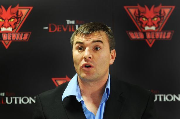 Iestyn Harris Salford Red Devils still refusing to comment on the future