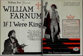 If I Were King (1920 film) httpsuploadwikimediaorgwikipediacommonsthu