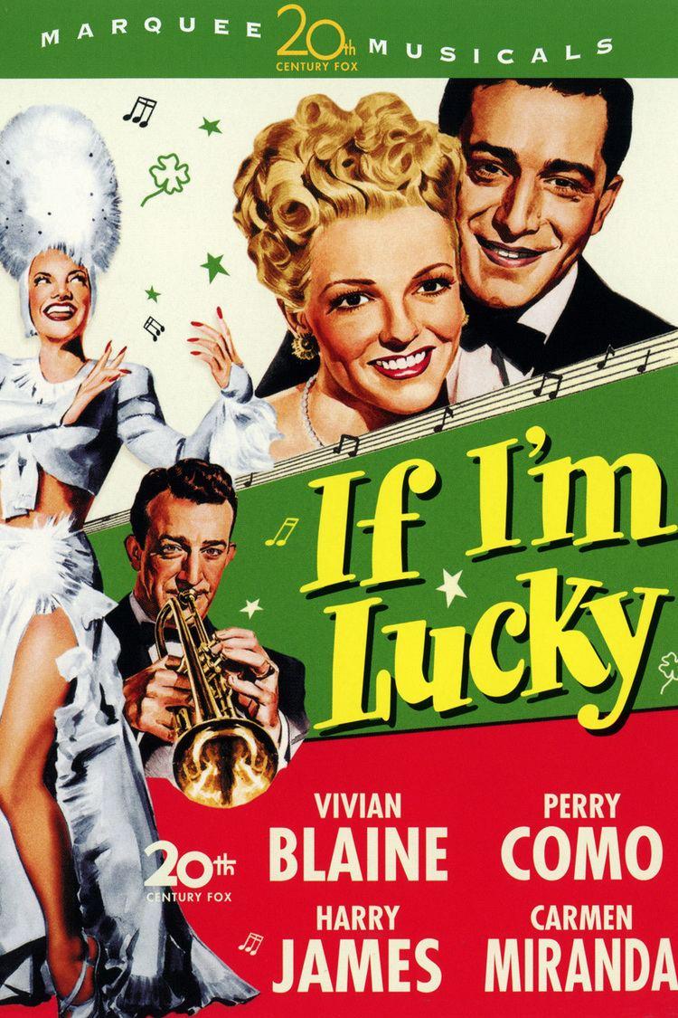 If I'm Lucky wwwgstaticcomtvthumbdvdboxart13643p13643d