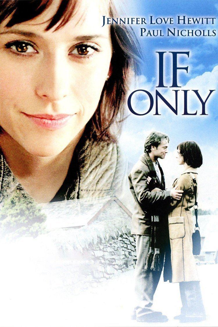If Only (2004 film) wwwgstaticcomtvthumbmovieposters160181p1601