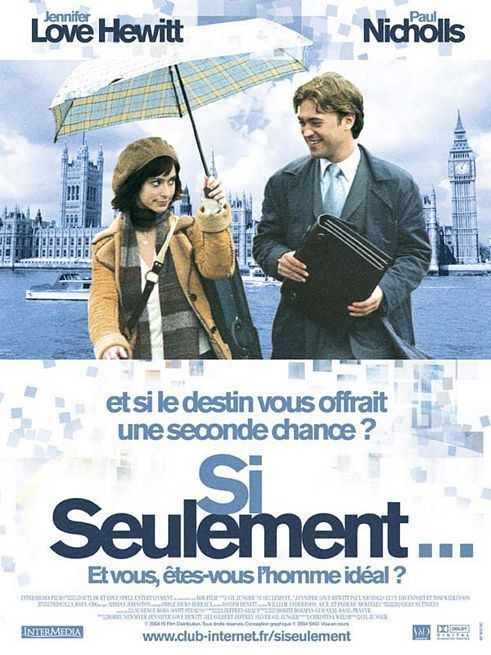 If Only (2004 film) If Only Movie Poster 2 of 4 IMP Awards