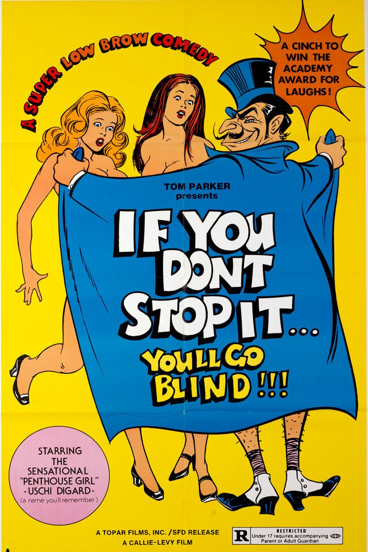 If You Don't Stop It... You'll Go Blind wwwgstaticcomtvthumbmovieposters41114p41114