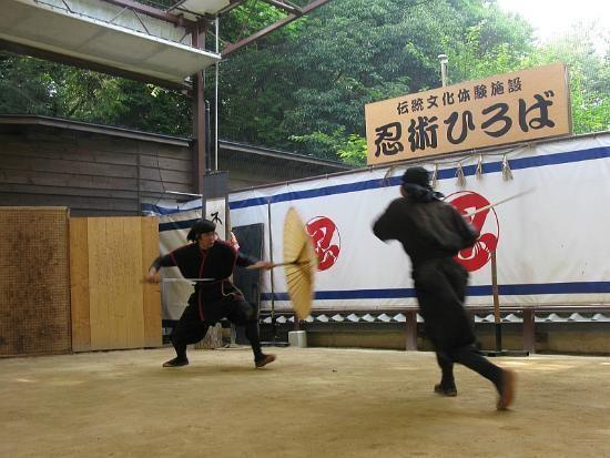 Iga-ryū Igaryu Ninja Museum1 Picture of Igaryu Ninja Museum Iga