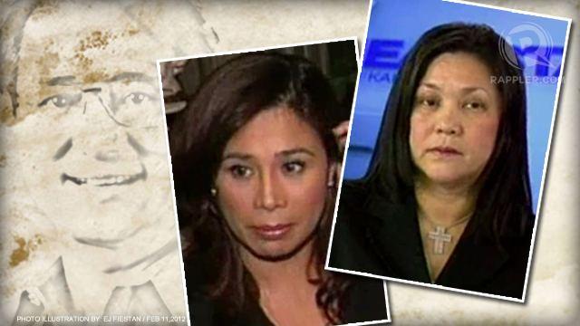 Iggy Arroyo Iggy39s 39last will39 favors commonlaw wife