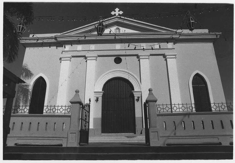 Iglesia de Nuestra Señora de la Candelaria y San Matías