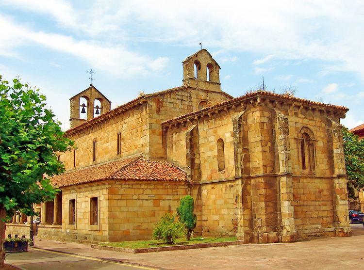 Iglesia de Santa María de la Oliva (Villaviciosa)