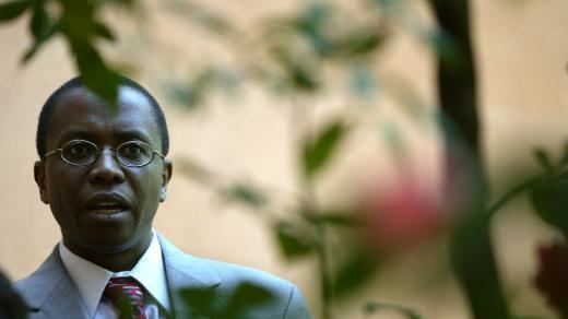 Ignace Murwanashyaka Atrocities in the Democratic Republic of Congo Germany