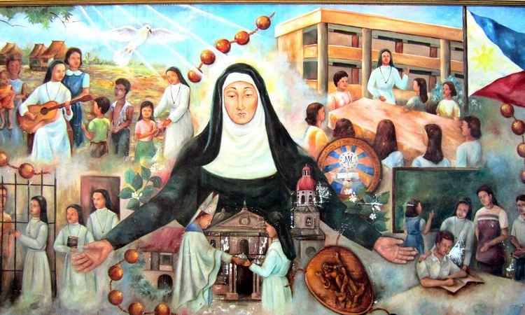 Ignacia del Espíritu Santo Venerable Mother Ignacia Del Espiritu Santo An oil paintin Flickr