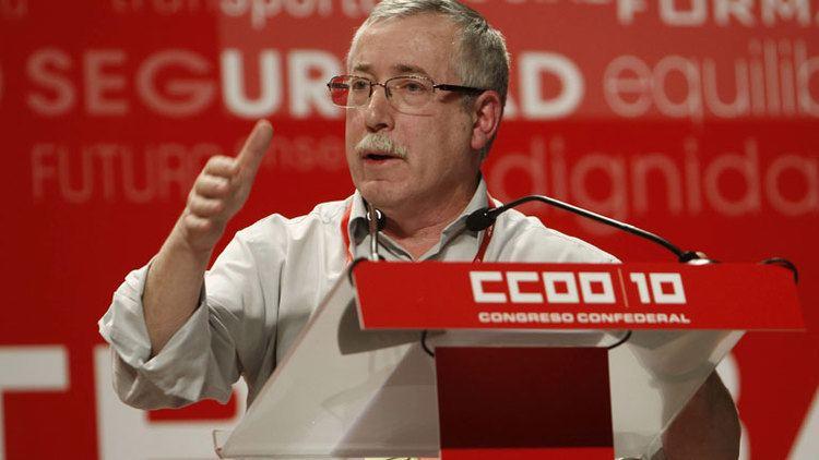 Ignacio Fernández Toxo Ignacio Fernndez Toxo reelegido al frente de CCOO RTVEes