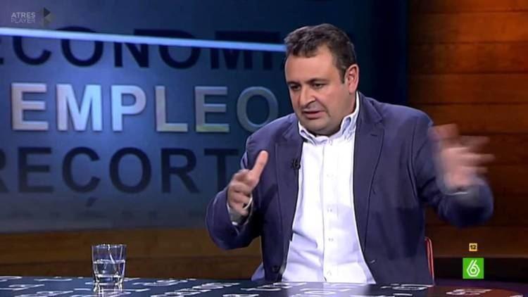 Ignacio Sánchez-Cuenca Ignacio SnchezCuenca en El Intermedio YouTube