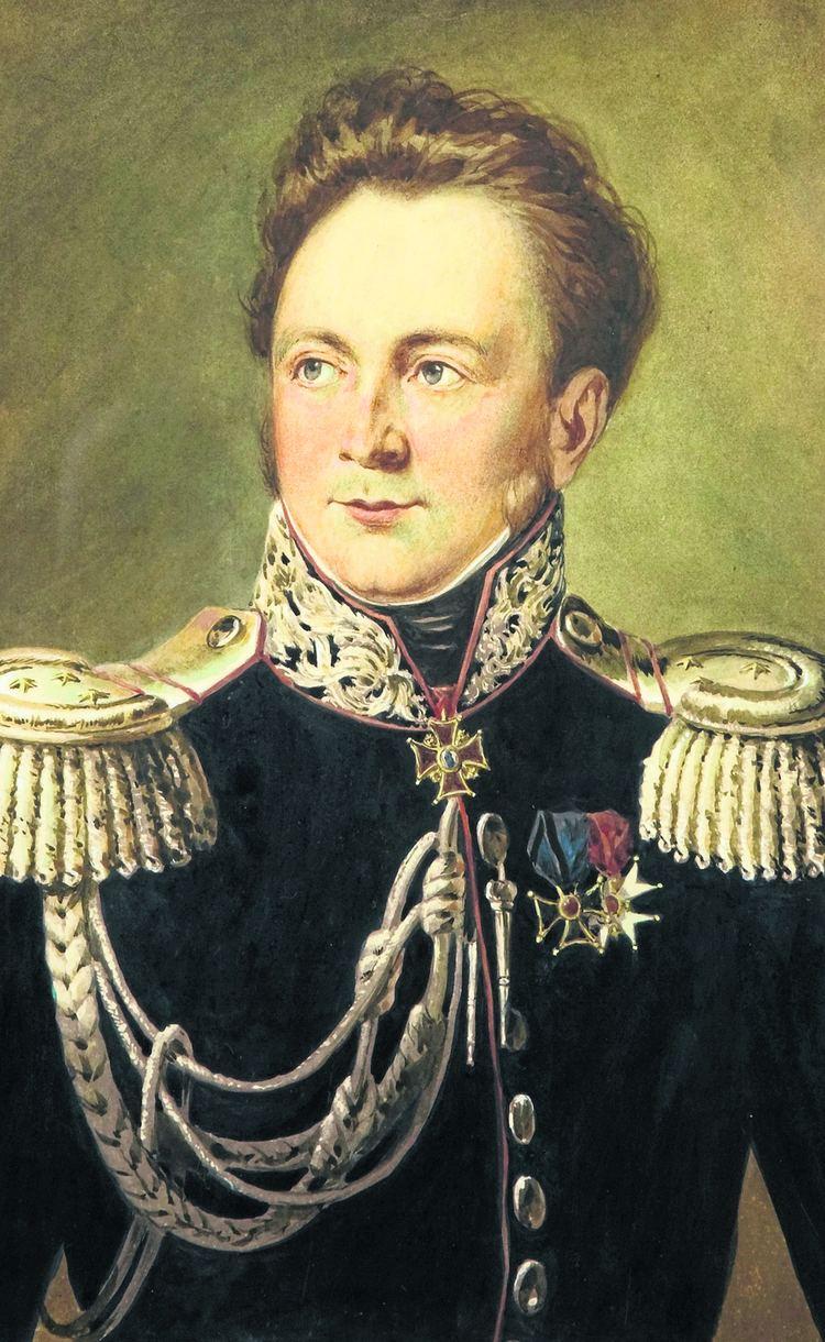 Ignacy Prądzyński Historia Genera ktry myla o wojnie z Prusakami