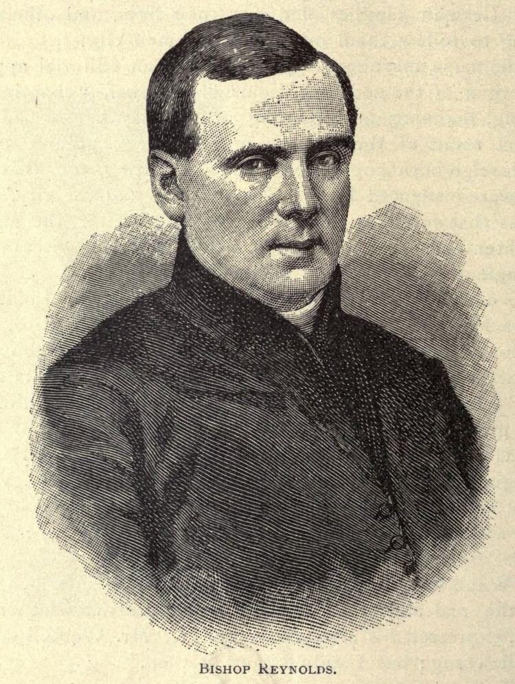 Ignatius A. Reynolds Blog Bishop of the Week Ignatius A Reynolds Charleston South