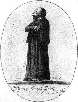 Ignác Martinovics Martinovics Ignc Wikipdia