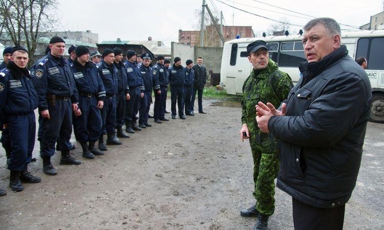 Igor Bezler An audience with Ukraine rebel chief Igor Bezler the
