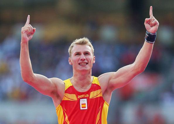 Igor Bychkov (athlete) www2pictureszimbiocomgiOlympicsDay14Athlet