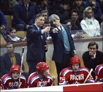 Igor Dmitriev (ice hockey) RIHF 75 years since Igor Dmitrievs birth