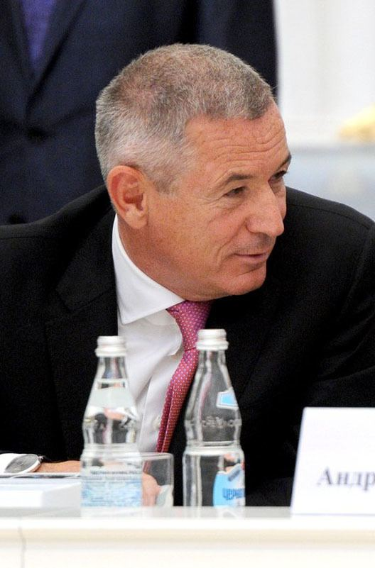 Igor Makarov (businessman) Igor Makarov Richest Russian